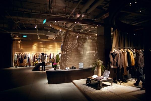 Design trends brand retail and design